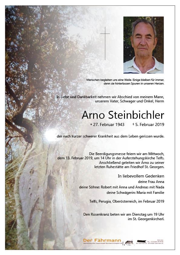 parte Arno Steinbichler