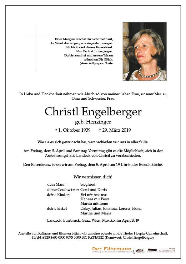 parte Christl Engelberger
