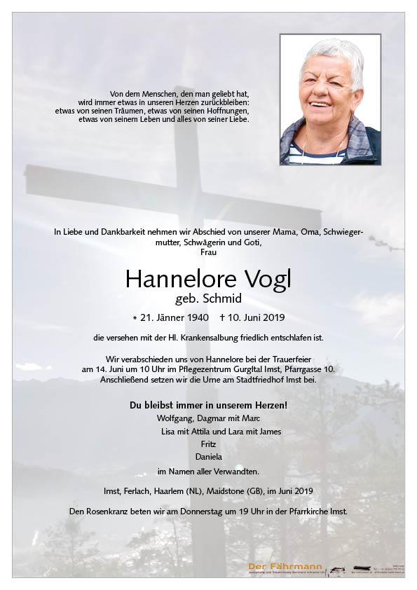 parte Hannelore Vogl