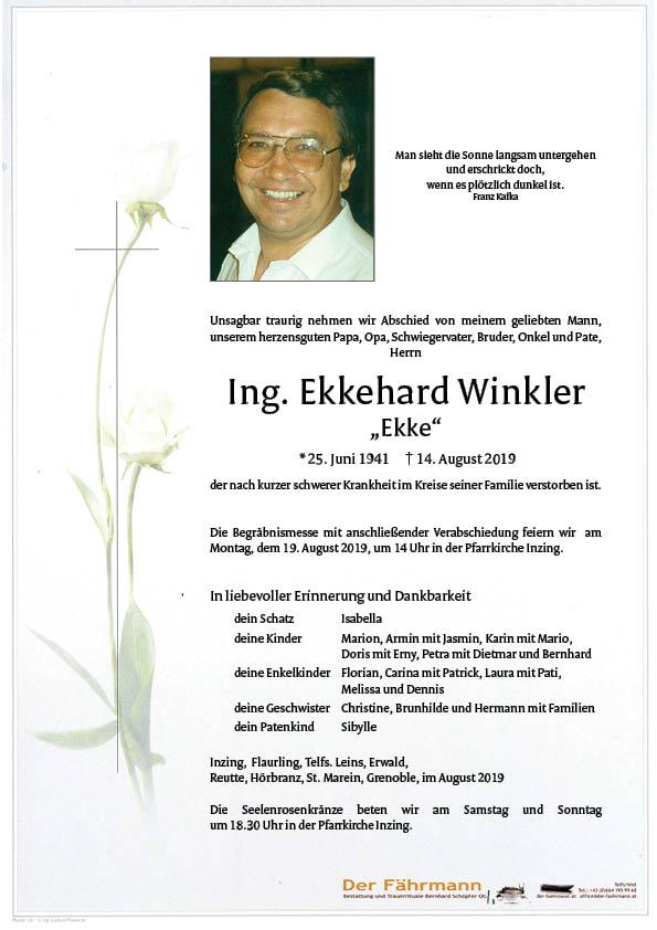 Parte Ekkehard Winkler