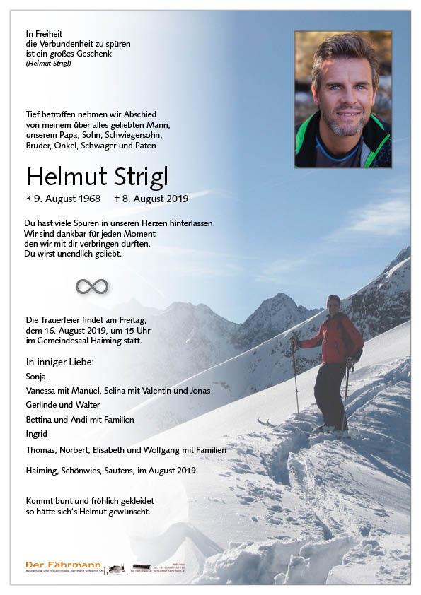 parte Helmut Strigl