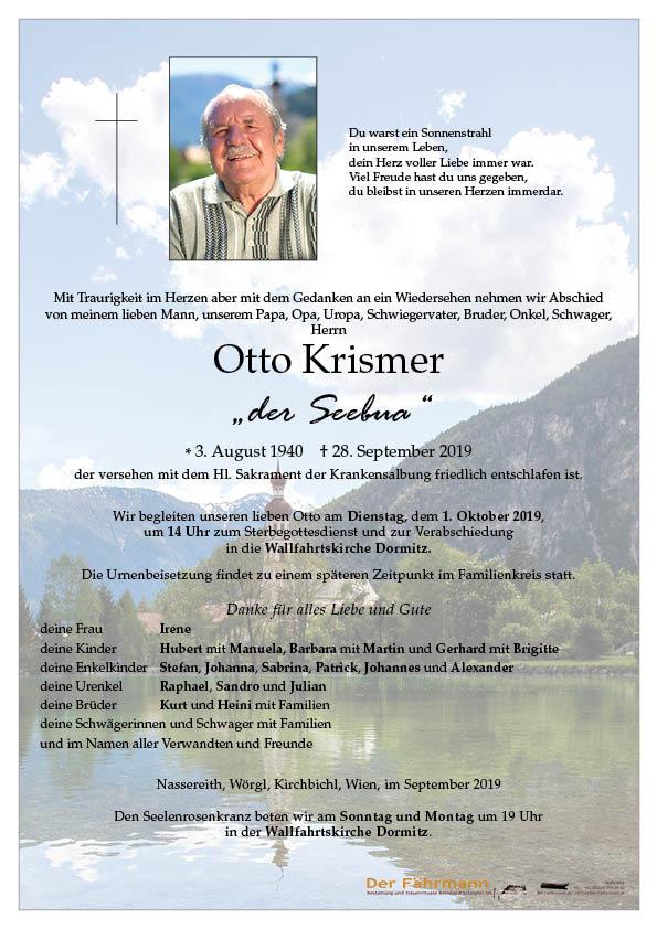 Parte Otto Krismer