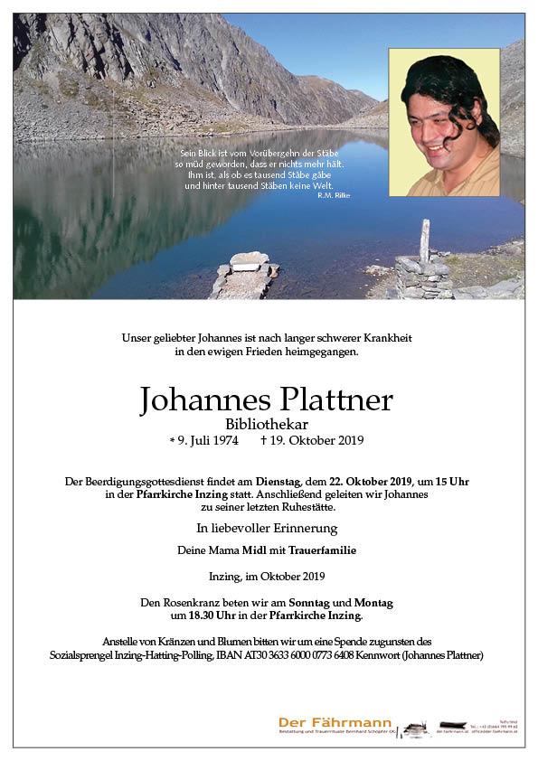 parte Johannes Plattner