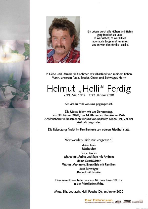 parte Helli Ferdig