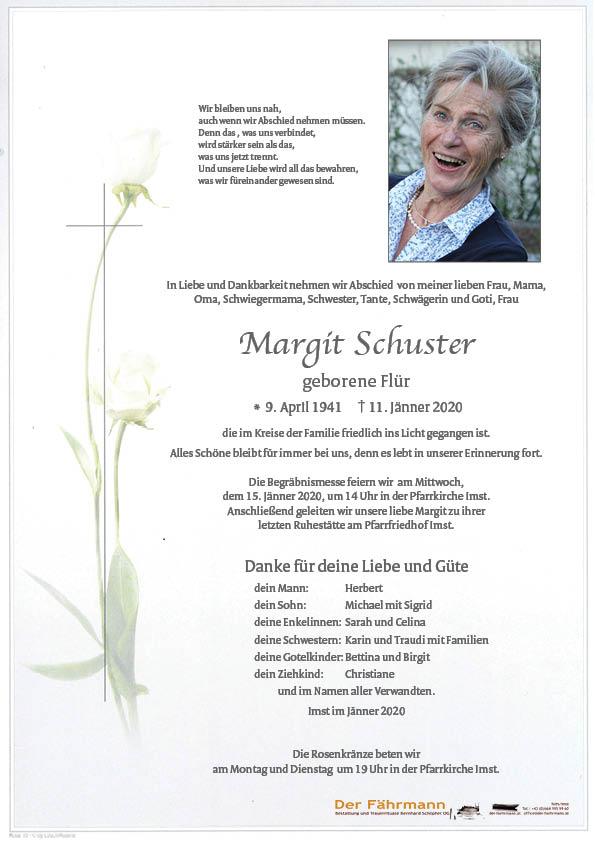 parte Margit Schuster
