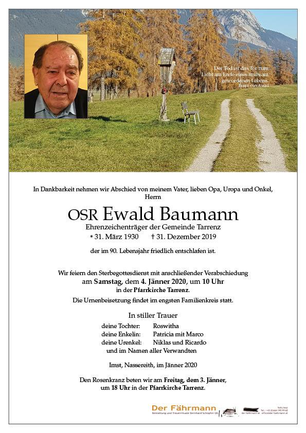 parte Ewald Baumann