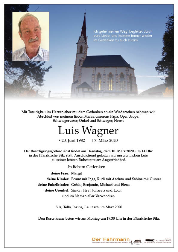 parte Alois Wagner
