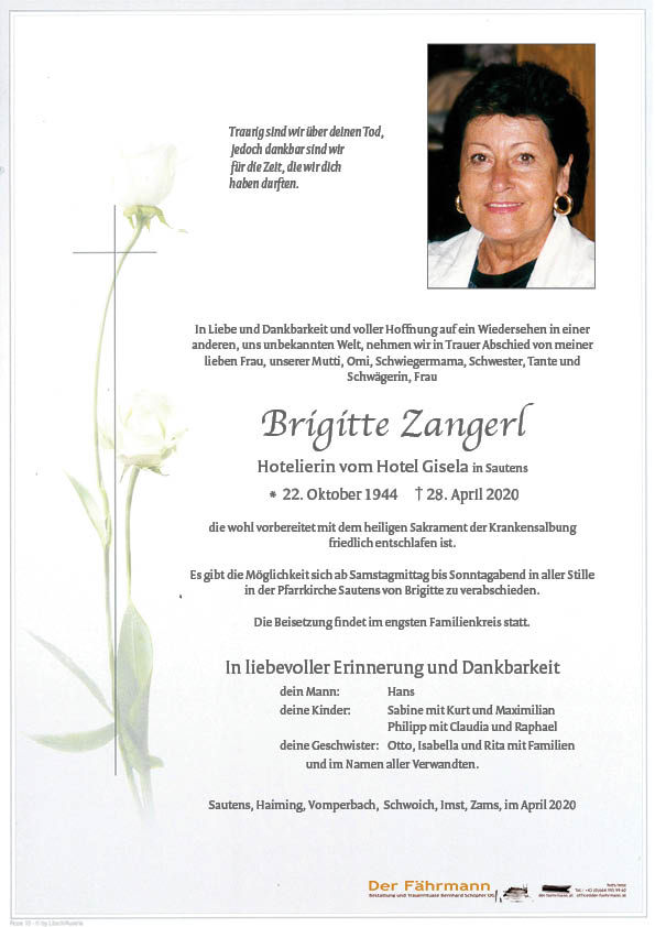 Parte Brigitte Zangerl