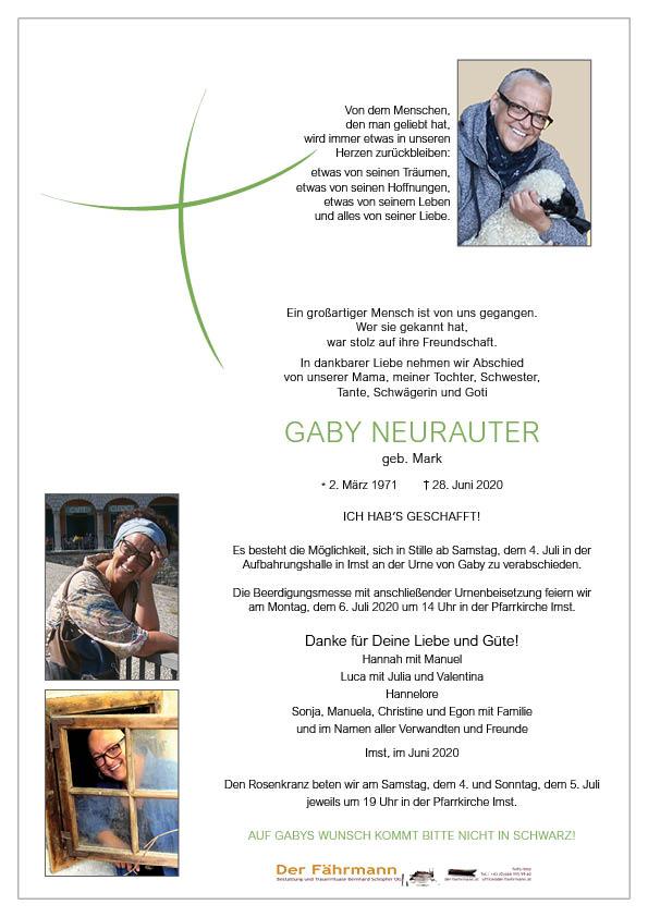 Parte Gaby Neurauter