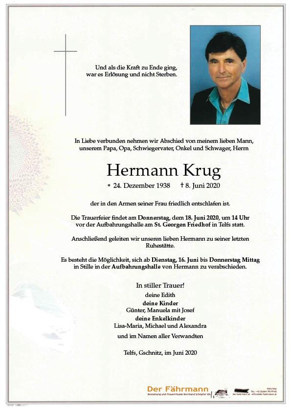Parte Hermann Krug