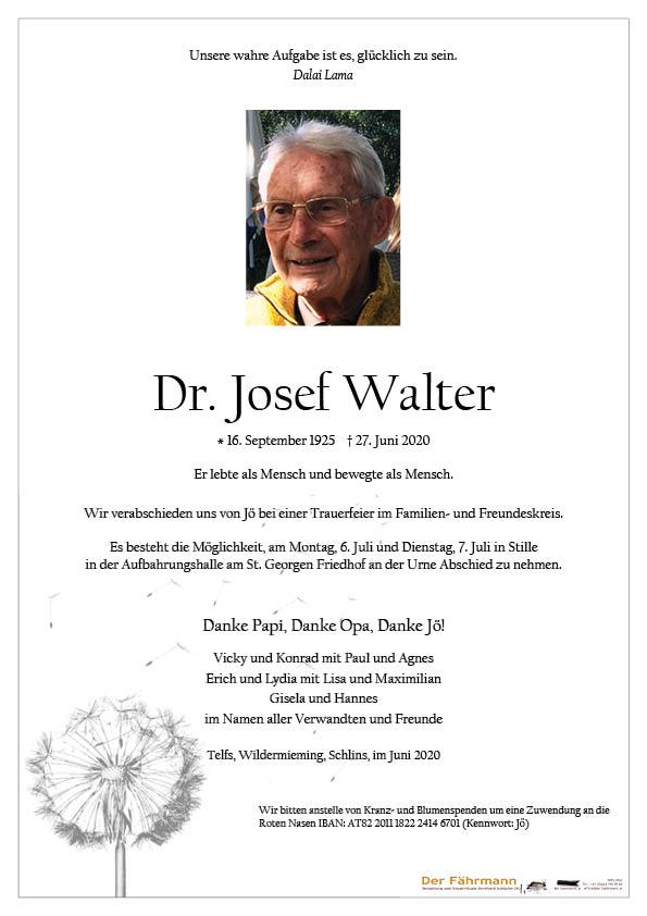 Parte Josef Walter