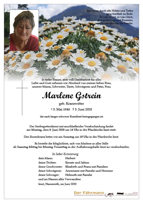 parte Marlene Gstrein