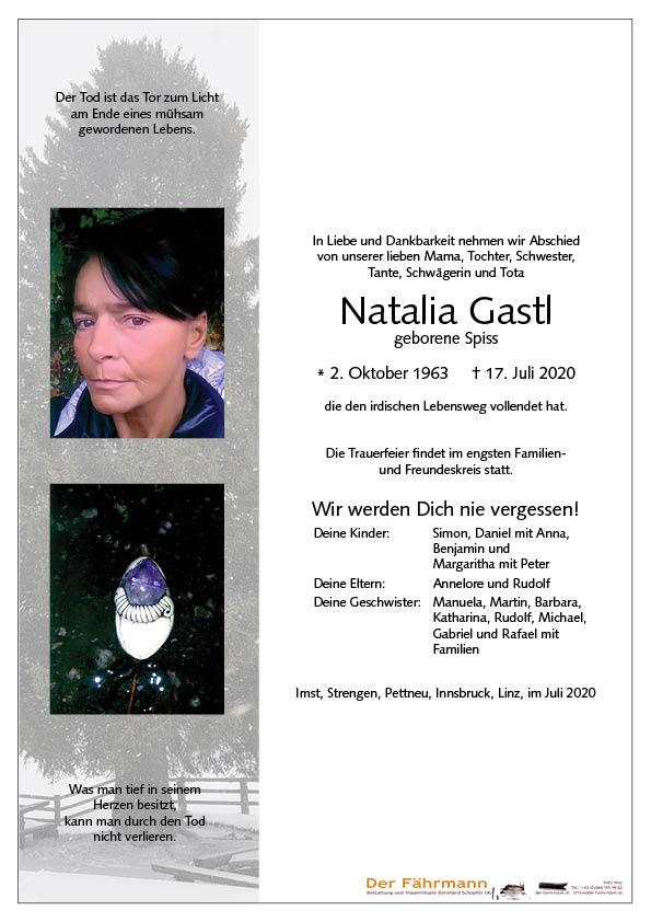 Parte Natalia Gastl