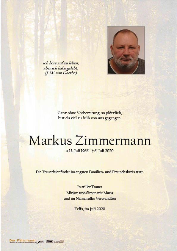 Parte Zimmermann Markus