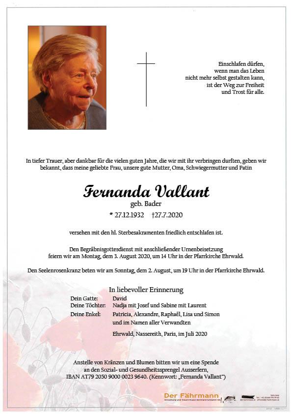 Parte Fernanda Vallant