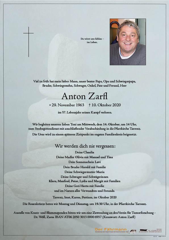 parte Anton Zarfl