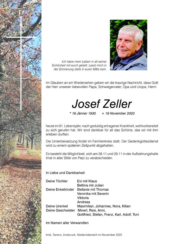 Parte Josef Zeller