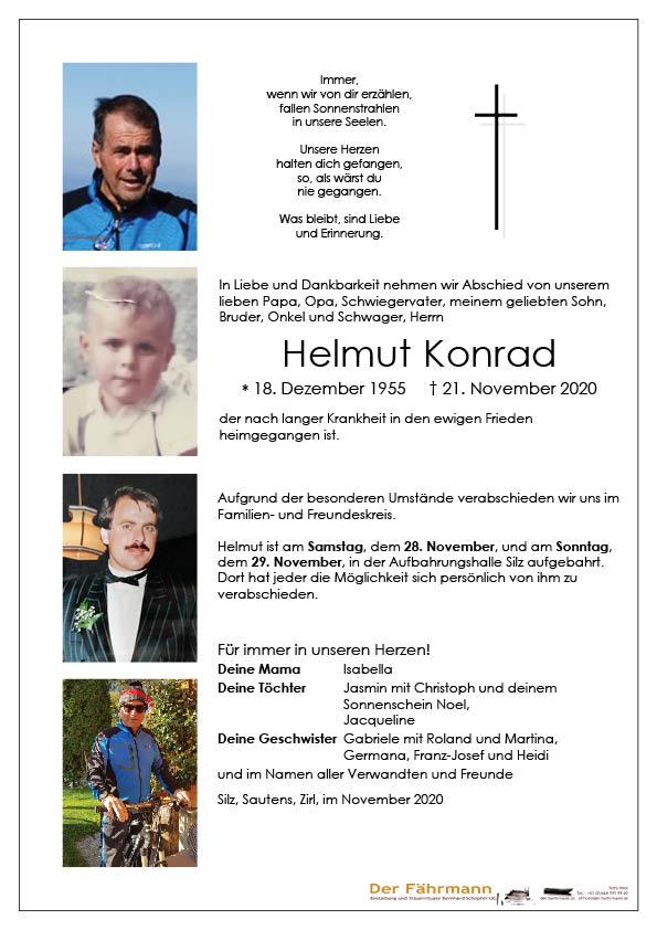 parte Helmut Konrad