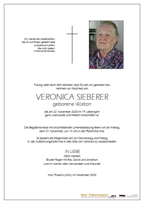 parte Veronica Sieberer