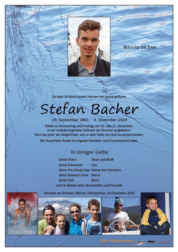 parte Stefan Bacher