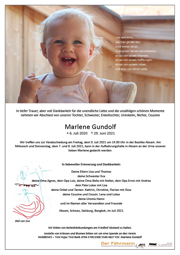 Marlene Gundolf