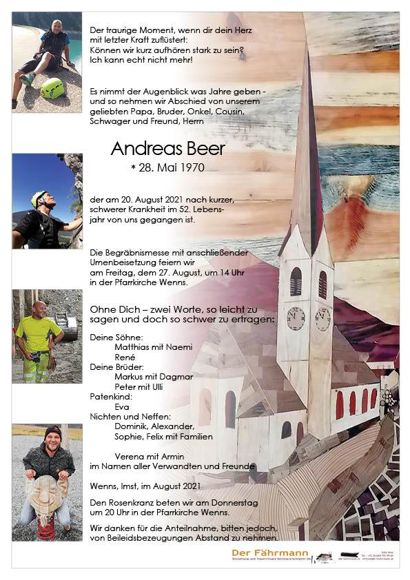 Parte Andreas Beer