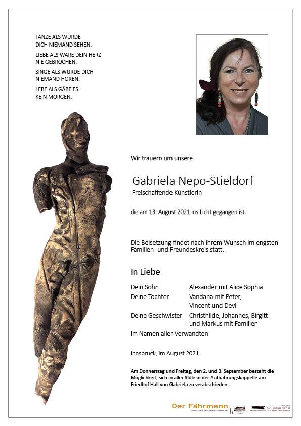 Parte Gabriela Nepo-Stieldor regular f