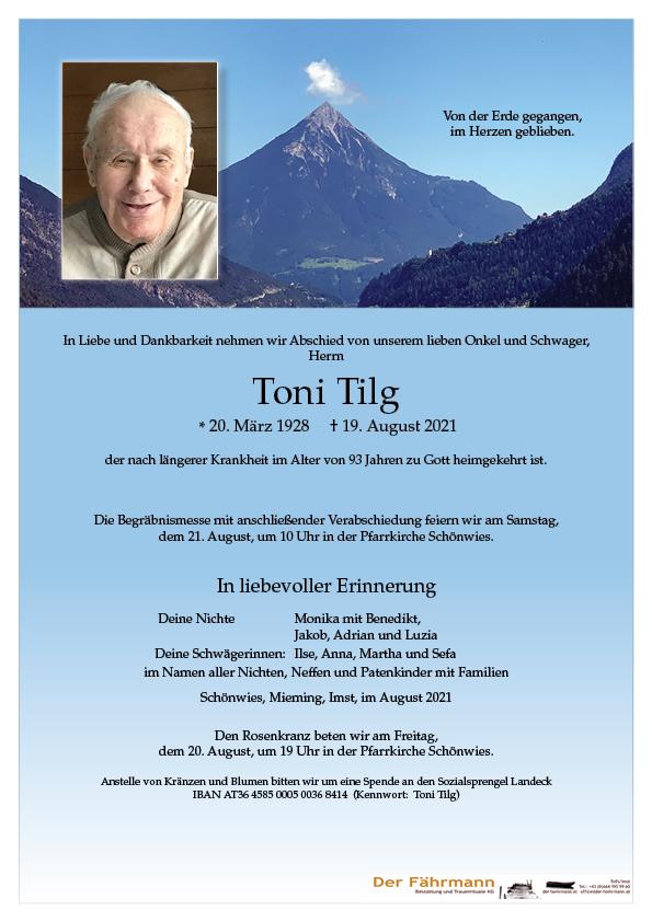 Parte Toni Tilg