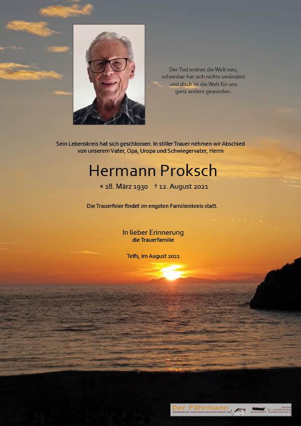 parte Hermann Proksch