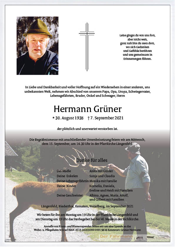 Parte Hermann Grüner