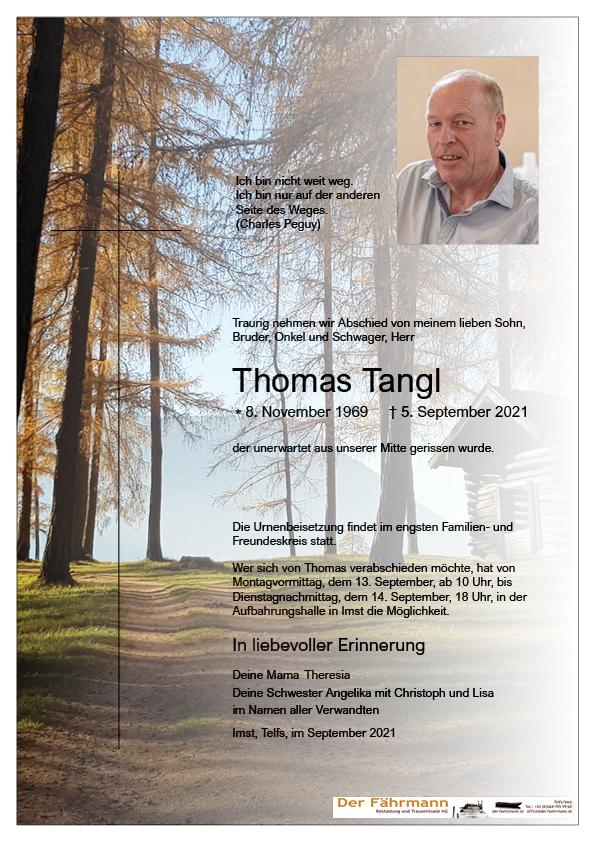 parte Thomas Tangl