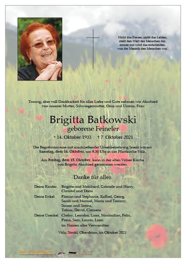 Parte Brigitta Batkowski