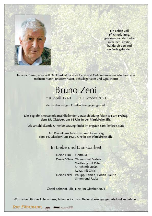 Parte Bruno Zeni