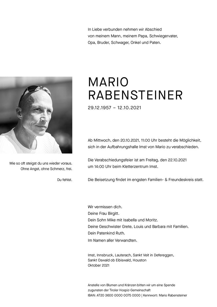 Parte Mario Rabensteiner