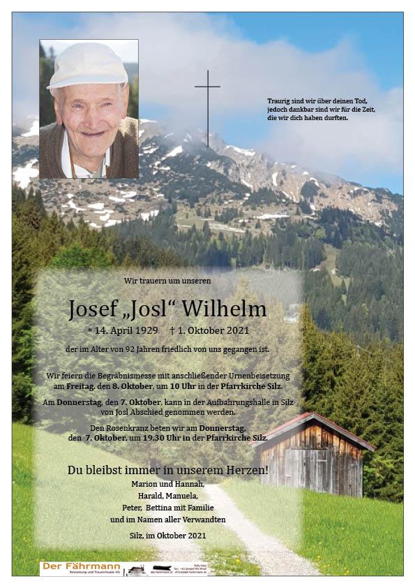 Parte Josef Wilhelm